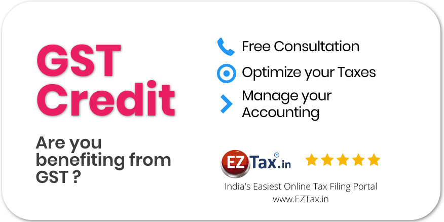 GSTR-4 for Composition Scheme - Explained | EZTax India