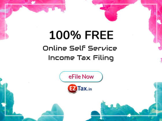 EZTax India Discount Coupon Code refer-friend