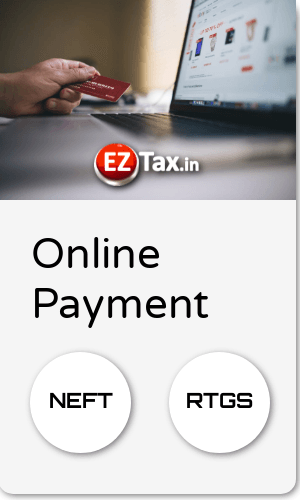 How to pay Income Tax due Online in India? | EZTax® Help Center